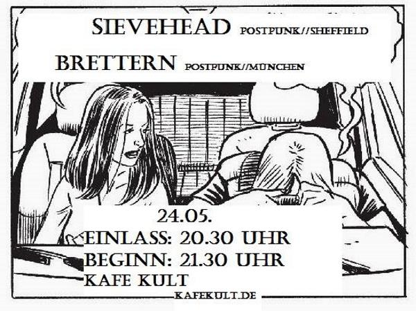 Sievehead / Brettern