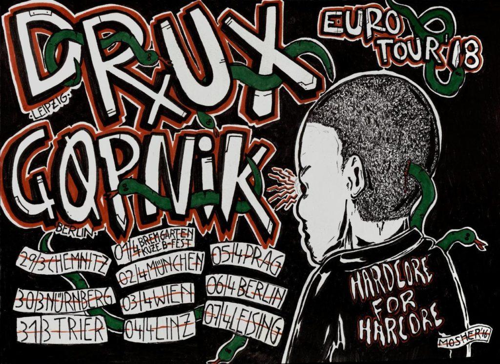 Drux + Gopnik + Nörgel