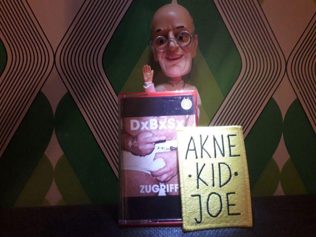 DxBxSx + Akne Kid Joe