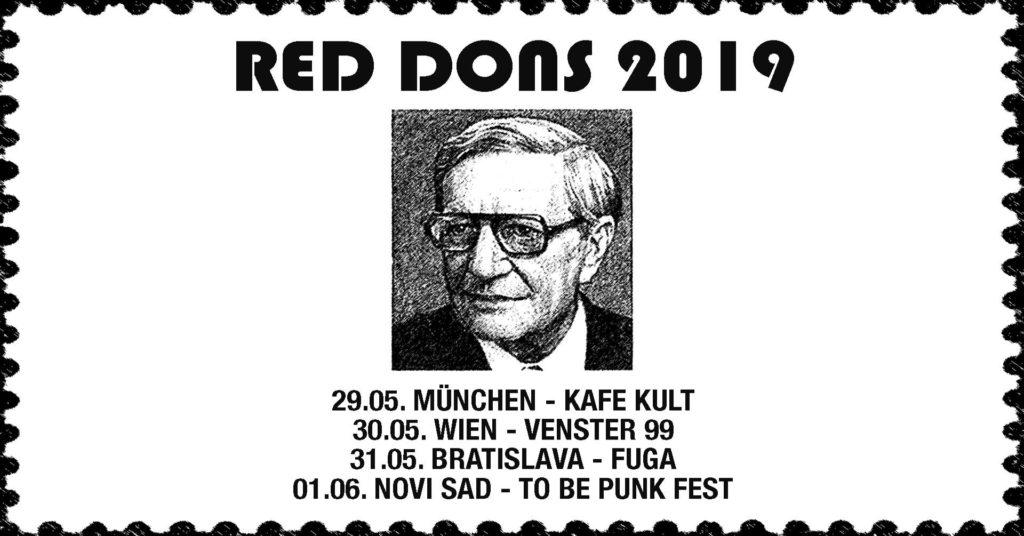 Red Dons + Nörgel