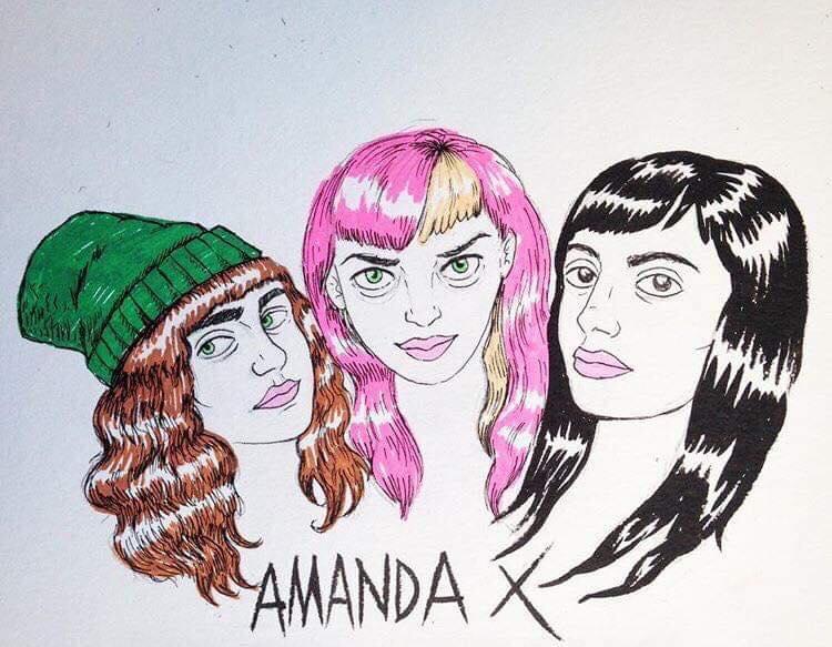 AMANDA X + APIAN
