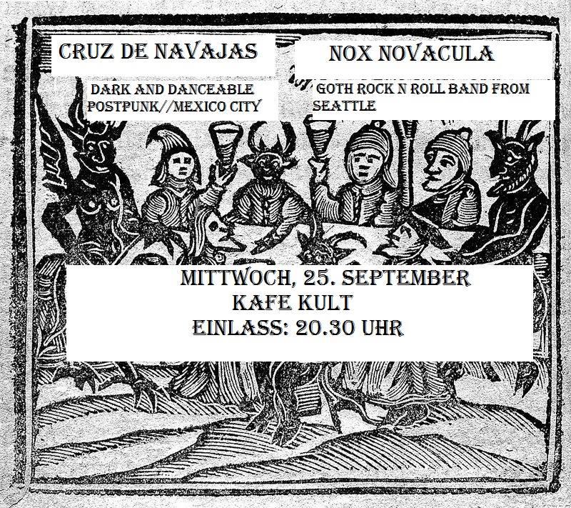 Cruz De Navajas + Nox Novacula