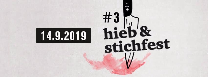 hieb&stichfest #3