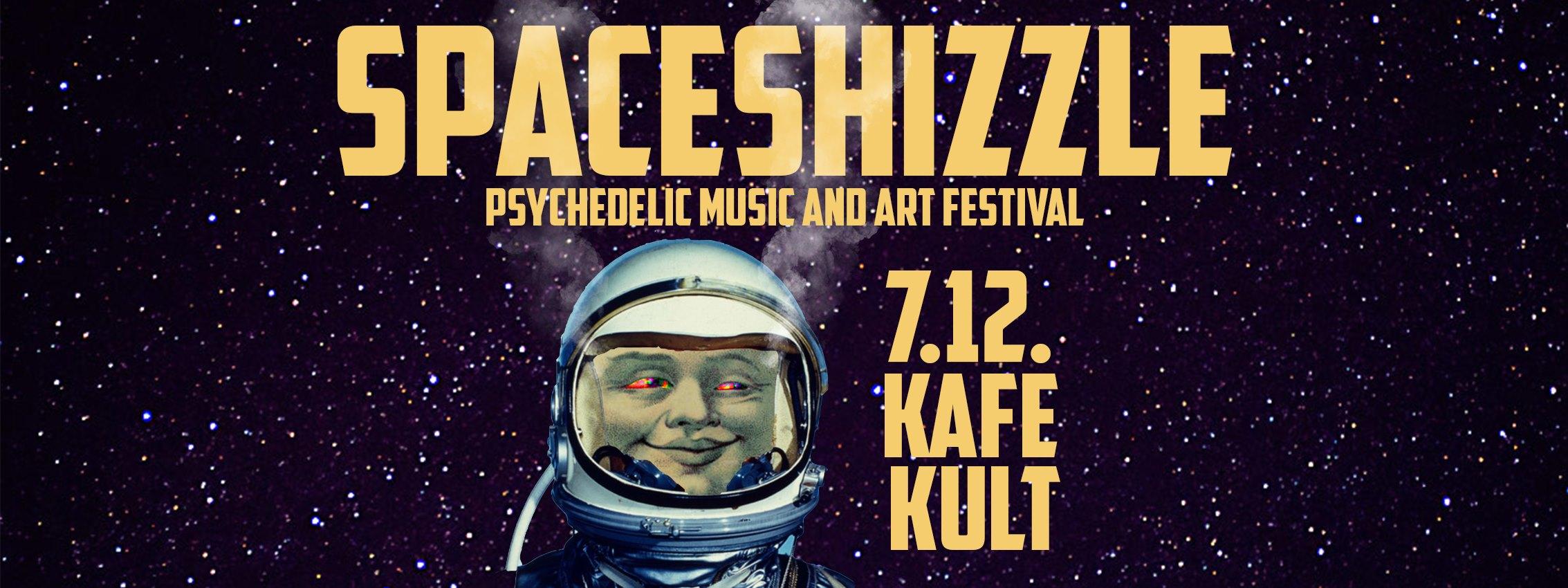 Spaceshizzle: P.F.s NEKROPOLIS + KYOTO KYOTO + SPACE JAM UNIT